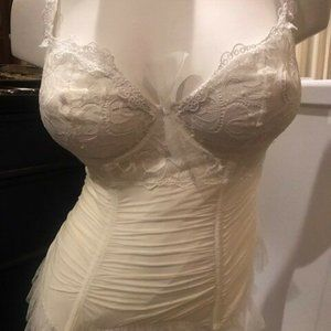 NWT Maison Lejaby Elixir Theodora Underwire corset